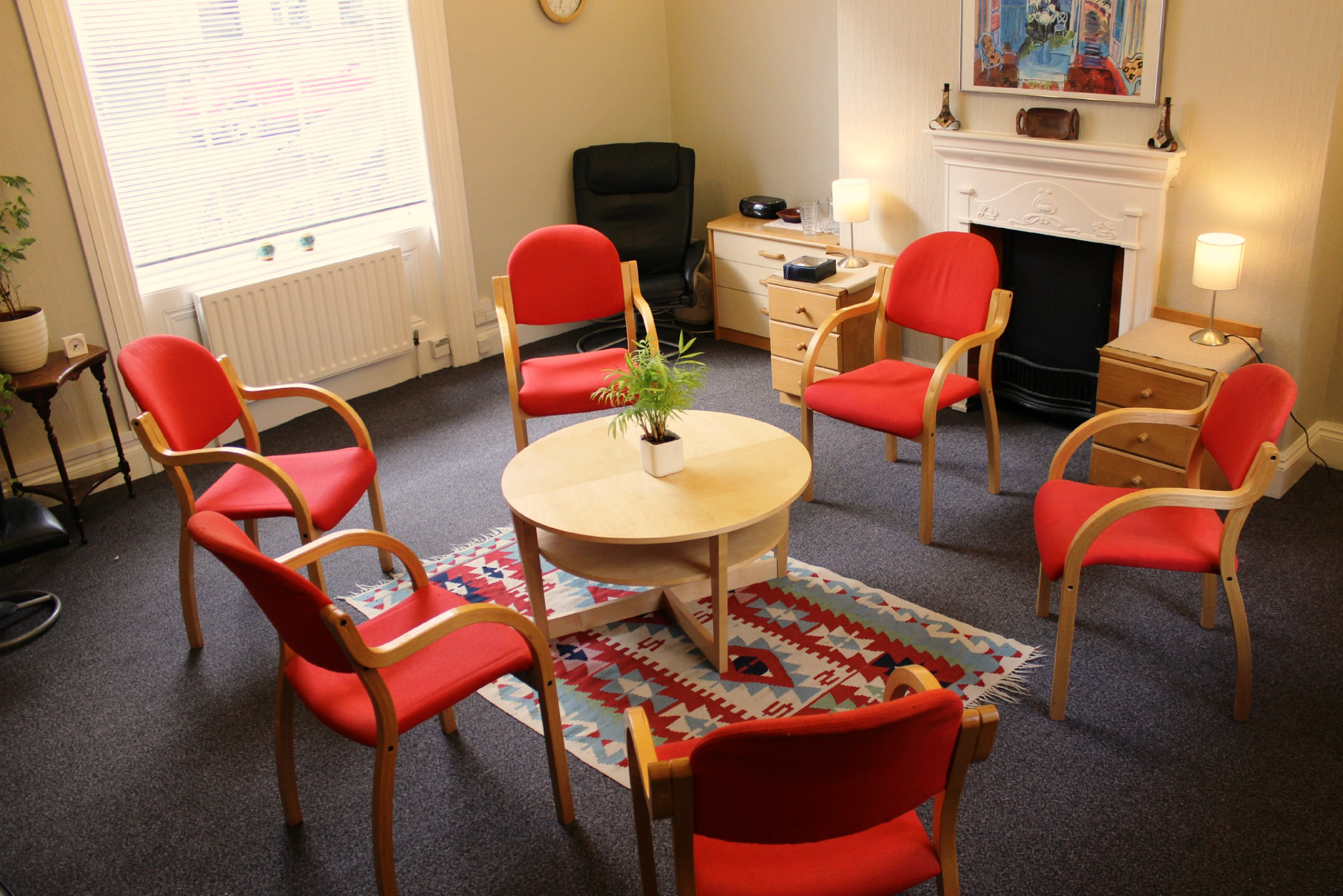 Therapy rooms to rent spark for Room 4 design leeds